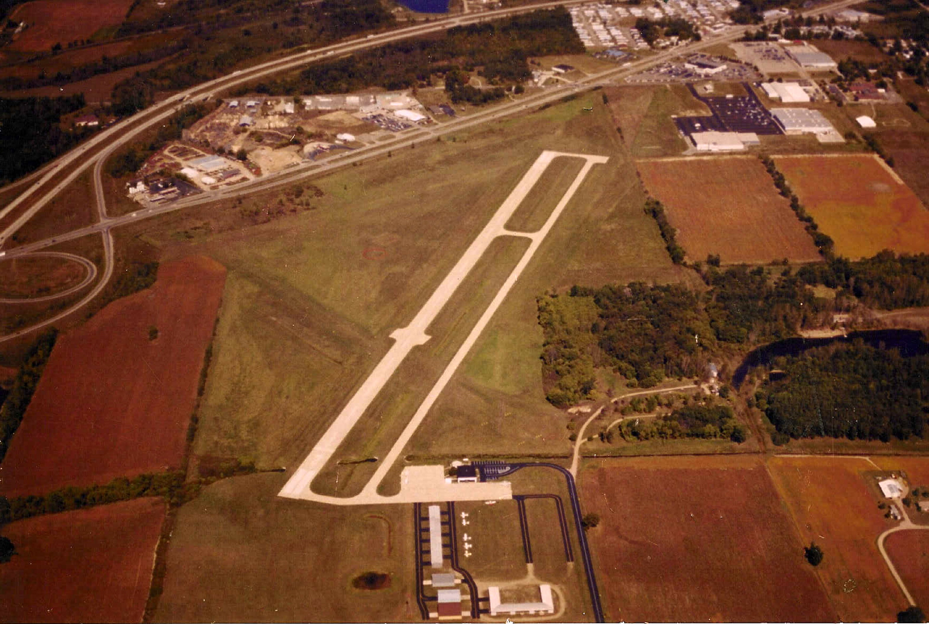 Airport City Of Charlotte Michigan - Airports in michigan