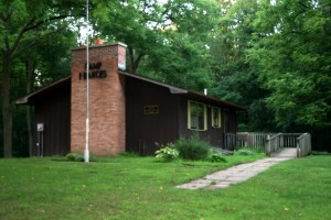 Camp Frances Cabin