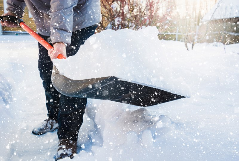 Residents required to keep sidewalks clear of snow and ice